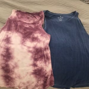 American Eagle Soft and sexy tank tops